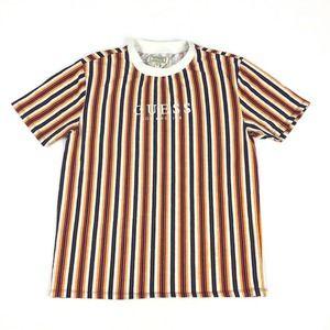 Guess Los Angeles Originals Striped T-Shirt